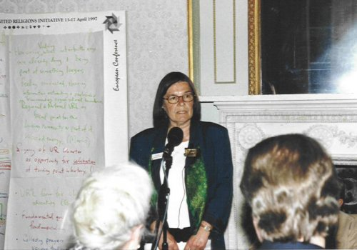 20th anniversary URIE throwback - URI Gathering in Oxford in 1997