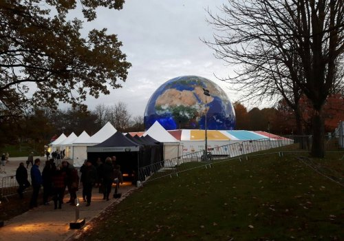 The world meets at Bonn