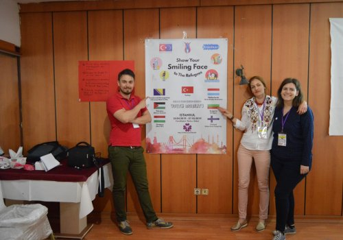 URI Europe CCs took part in Erasmus+ project