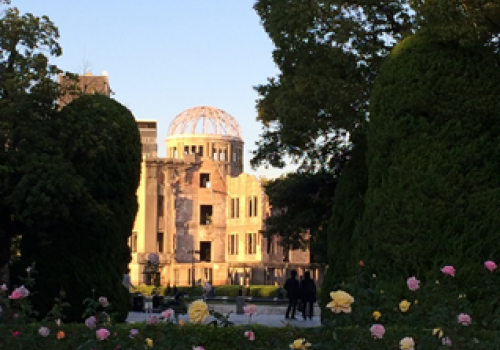 Report from Hiroshima - Marianne Horling
