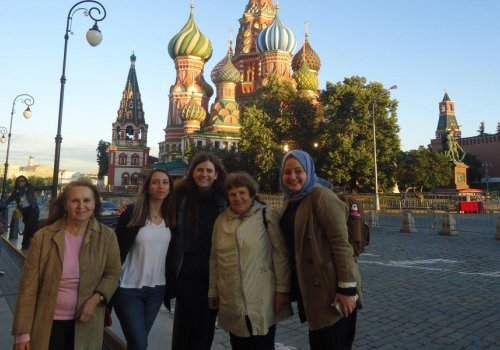 Forming Connections Across Europe with a Moscow Visit