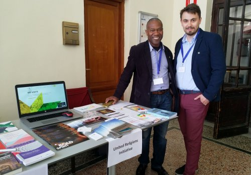URI at International Conference Celebrating the 10th Anniversary of The John Paul II Center