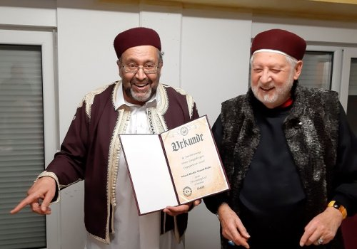 Sheikh Bashir Honorary Chairman of the German-Libyan Society