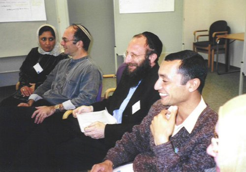 """20th anniversary URIE throwback - URI Europe and Middle East Conference """"Facing Violence as a Way to Peace"""