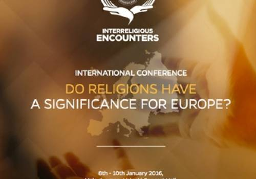 Do Religions Have a Significance for Europe?