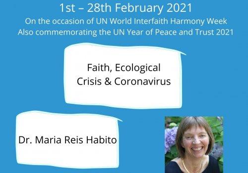 Faith, Ecological Crisis & Coronavirus - Baraza-URI Europe webinar series