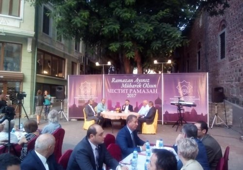 URI Global Trustee Father Petar Gramatikov on interfaith discussion and Iftar Dinner in Plovdiv, Bulgaria