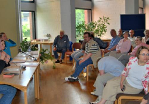 DMLBonn CC co-organized 21st Christian-Islamic Conference at Pentecost in Germany