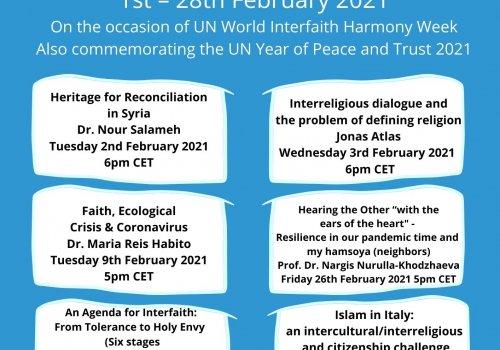 WIHW Report on Baraza - URI Europe webinar series