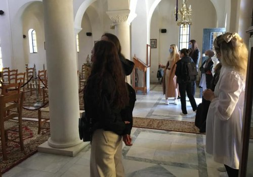 Udhetim i Lire CC organize activities for youth about religious leaders in Albania