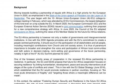 URI Europe at Webinar