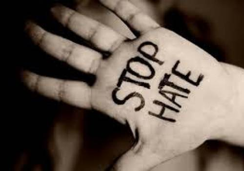Words Matter (Stop Hate)