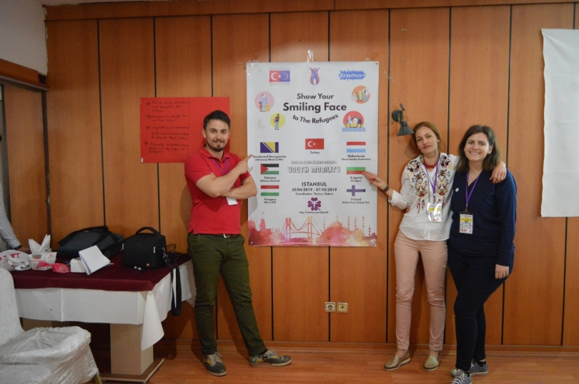Erasmus project in Istanbul