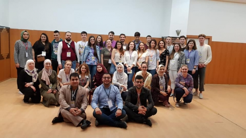 Erasmus project in Istanbul 1