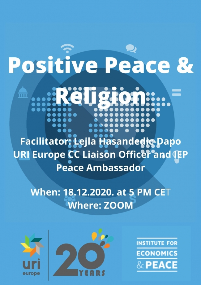 Positive Peace and Religion 1