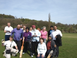 Kiran Interfaith Cricket Match