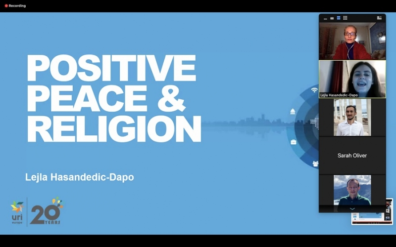 Positive Peace and Religion 2