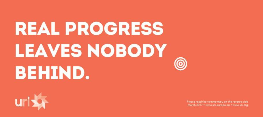 Real progress leaves nobody behind